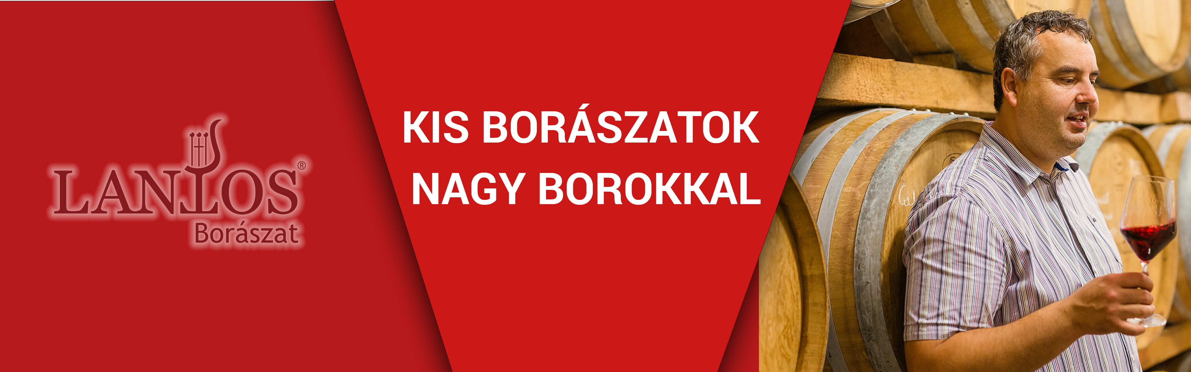 Lantos Borok - Lantos Borászat interjú
