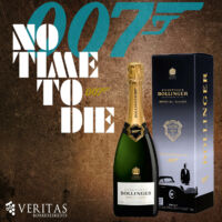 Bollinger James Bond Champagne