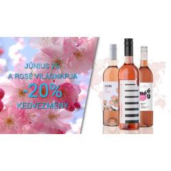 Rosé Csomag - 2020