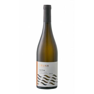 Zelna Csiten Pinot Gris 2015-Veritas Borwebshop