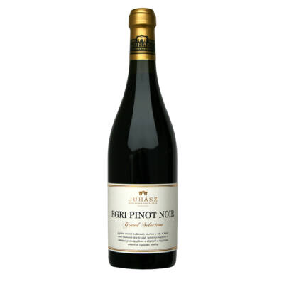 Juhász Pinot Noir Grand Selection 2012