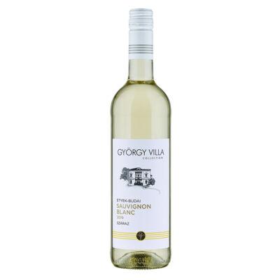 Törley György-Villa Etyeki Sauvignon Blanc 2018
