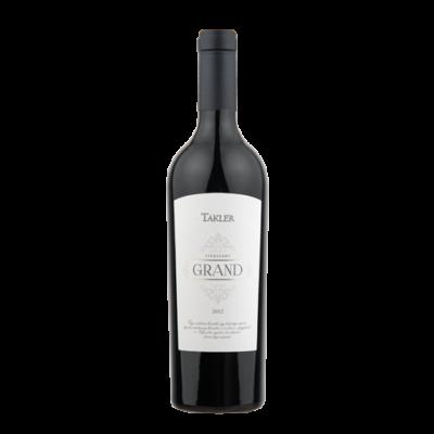 Takler Grand Cuvée 2012-Szekszárd