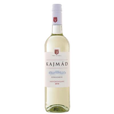 Kajmád Sauvignon Blanc 2019-Szekszárd