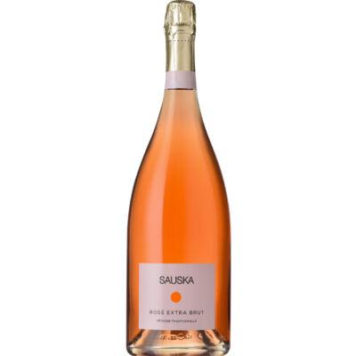 Sauska Extra Brut Rosé Magnum - Sauska Tokaj - Pezsgő
