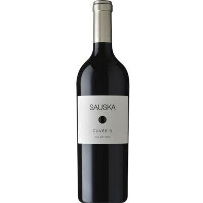 Sauska Villányi Cuvée 5 2013 0,75 l-Villány Borvidék