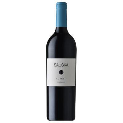 Sauska Villányi Cuvée 7 Siklós 2017 (0,75 l)