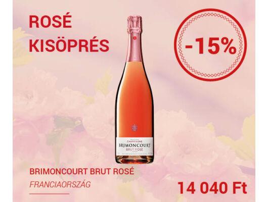 Champagne-Brimoncourt Brut Rosé-Veritas Webshop