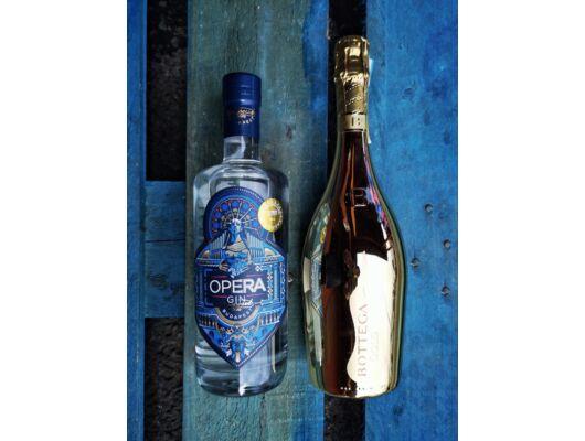 Stílusos páros: Opera Gin - Bottega Prosecco-Veritas Borwebshop