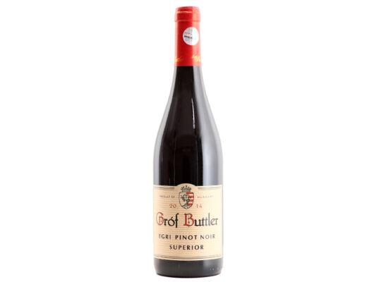 Gróf Buttler Pinot Noir 2016-Veritas-borwebshop