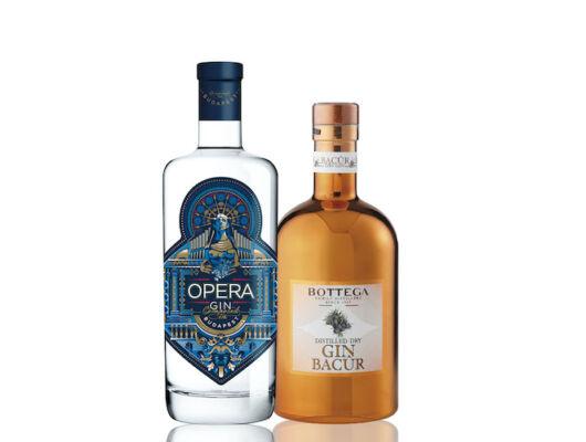 Opera-Gin-Bacur-Gin-ajandék-Veritas Webshop
