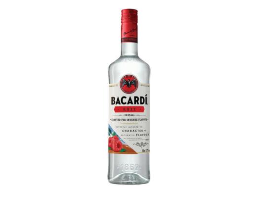Bacardi Razz-Veritas Webshop