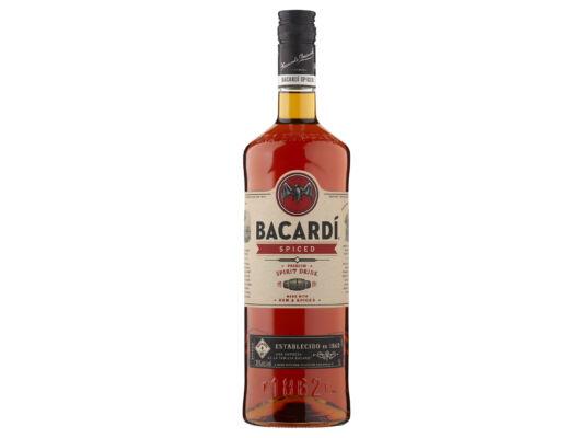 Bacardi Spiced-Veritas Webshop