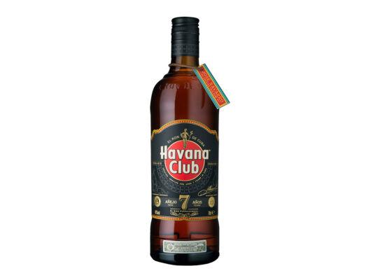 Havana Club Anejo 7 Anos 7 éves kubai rum-Veritas Webshop