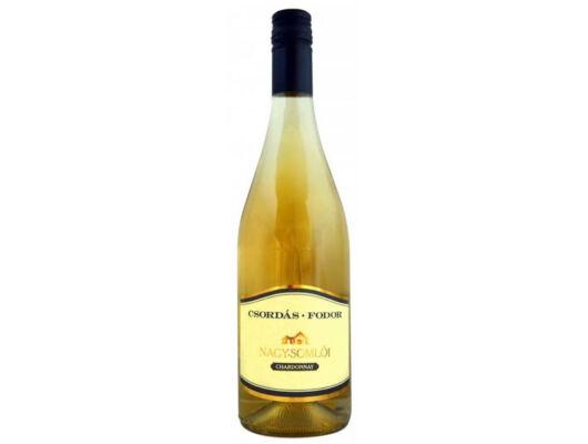 Csordás-Fodor Chardonnay 2019 - Veritas