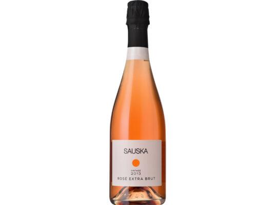 Sauska Extra Brut Rosé Vintage 2013 - Sauska Tokaj - Pezsgő-Veritas Webshop