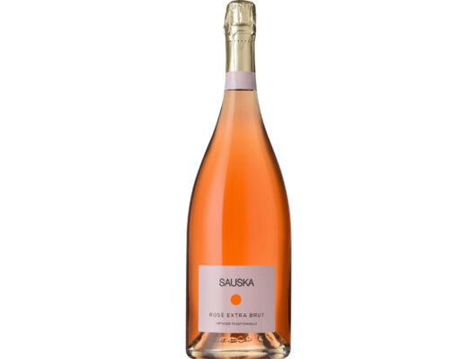 Sauska Extra Brut Rosé Magnum - Sauska Tokaj - Pezsgő-Veritas Webshop