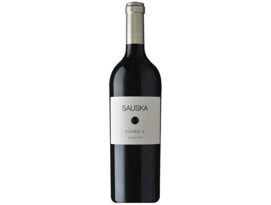 Sauska Villányi Cuvée 5 2015-Veritas Webshop