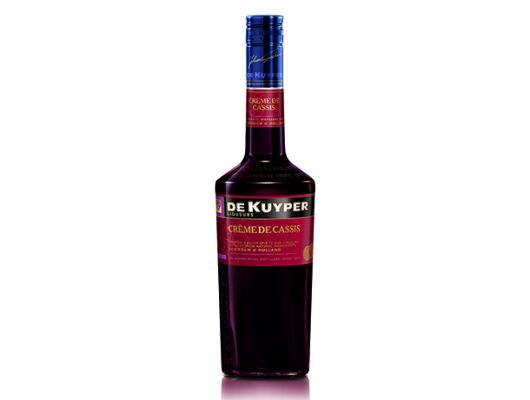 De Kuyper Créme de Cassis/Feketeribizli likőr - Veritas Webshop