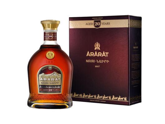 Ararat 20 YO Nairi -Veritas Webshop