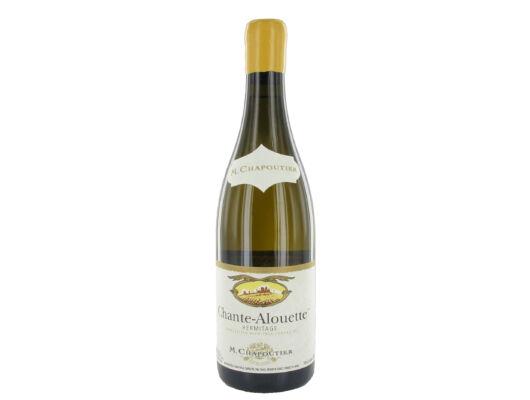 M. Chapoutier Chante Alouette Blanc 2015-Veritas Webshop