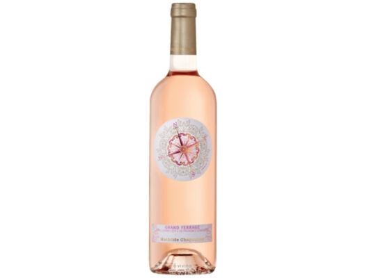 Francia Borok - M. Chapoutier Grand Ferrage Rose, Cotes de Provence AOC 2018 -Veritas Borwebshop