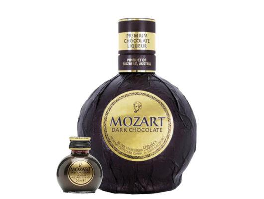 Mozart csokoládék likőr dark chocolate cream-veritas-webshop
