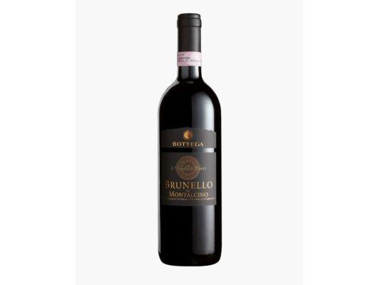 Bottega  Brunello Montalcino DOCG 2014-Olasz-bor-Veritas Borwebshop