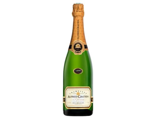 Champagne-Alfred Gratien Brut Millésime 1999-Veritas Borwebshop