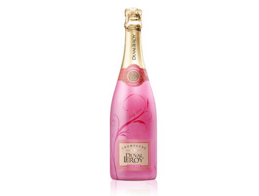 Champagne-Duval-Leroy  Rose Sec Lady Rose sleeve (0,375 l)-Veritas Borwebshop