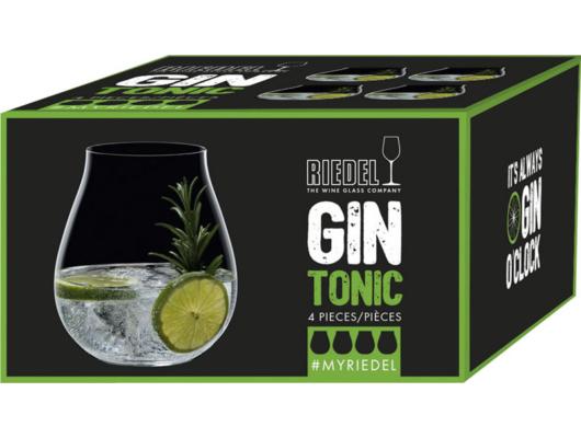 Riedel gin pohár set -Veritas Borwebshop