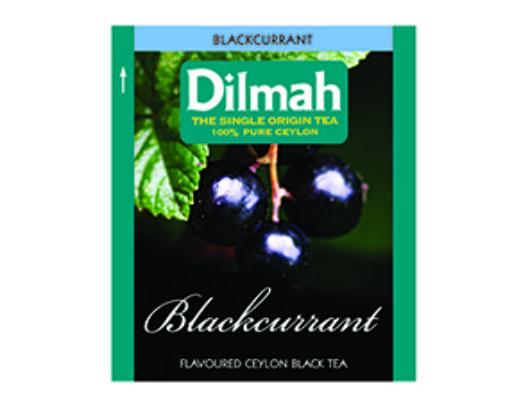 Dilmah Blackcurrant - feketeribizli tea-Veritas Borwebshop