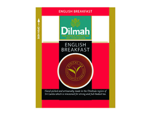 Dilmah english breakfast -Veritas Borwebshop
