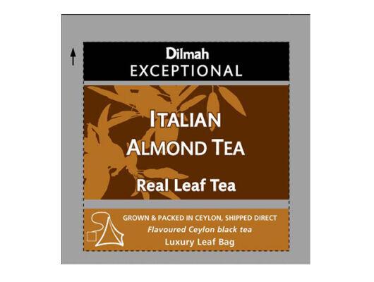 Dilmah Excepitonal Italian Almond 50db-veritas-webshop