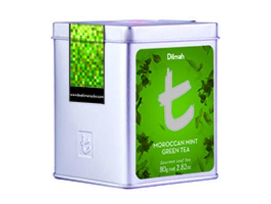 Dilmah T-series moroccan mint green tea  (szálas)-Veritas Borwebshop