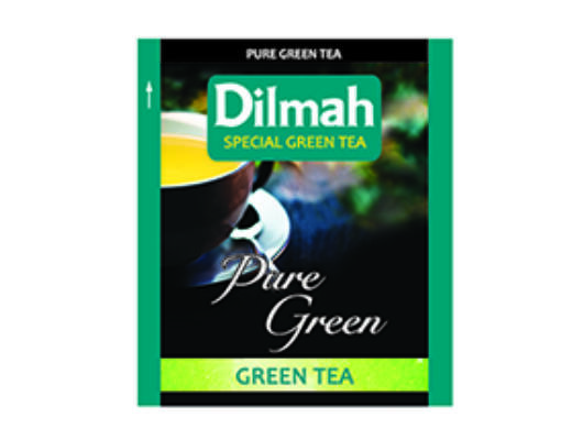 Dilmah pure green tea - zöldtea -Veritas Borwebshop