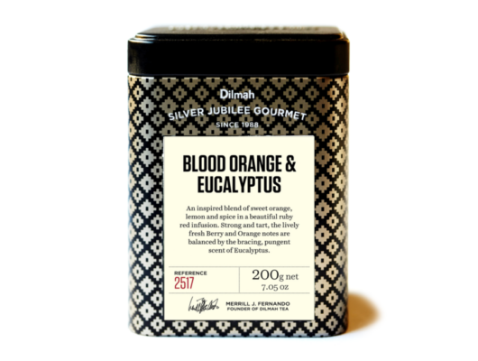 Dilmah T-series sjg blood orange &eucalyptus -Veritas Borwebshop