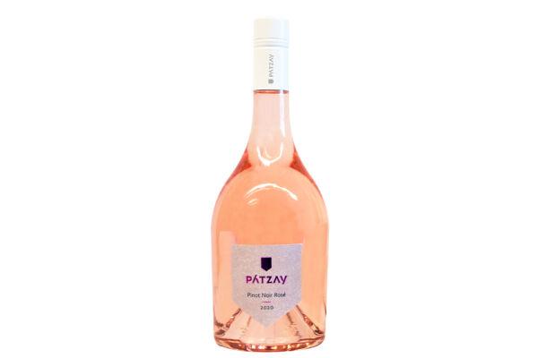 Pátzay Prémium Pinot Noir Rosé 2020-Veritas Borwebshop